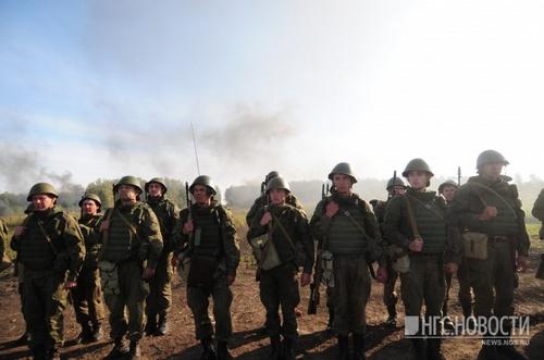 В войсках ЦВО началась неделя боевой готовности