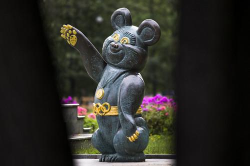 Viktor Chizhikov, Creator Moscow Bear Mascot, Dies at 84
