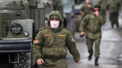 Putin Wants to Use the Military Against the Coronavirus, or Step up Himself