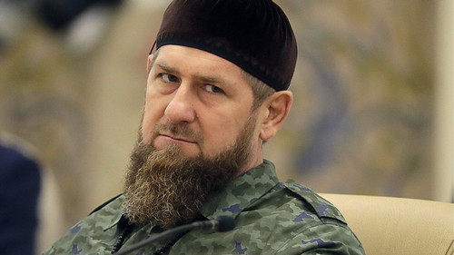 U.S. Blacklists Chechen Leader for Rights Abuses