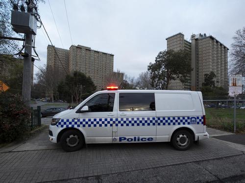 Australian state premier defends hard lockdown after surge in cases