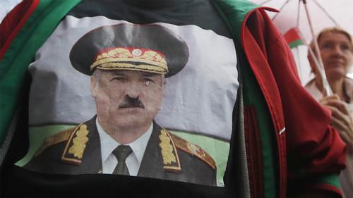 Belarus Leader Lukashenko to Avoid EU Sanctions Over Protest Crackdown