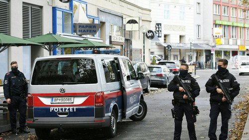 Russians Among Those Detained in Vienna Attack, Ambassador Says