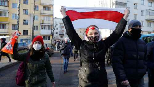 Why Belarusians Are Turning Against Russia