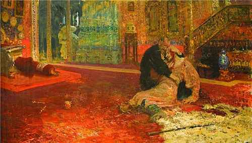 Discover Painter Ilya Repin Anew