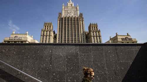 Putin Says Prague's Accusations Against Russia 'Absurd': Kremlin