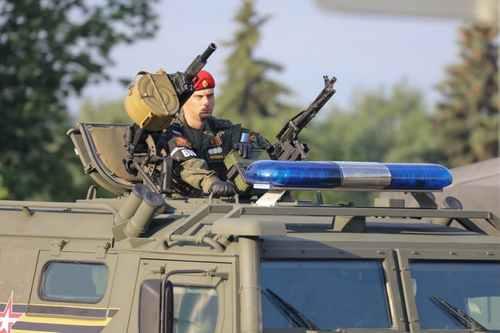 Russian Troop Buildup Near Ukraine Largest Since War Outbreak, Monitor Says
