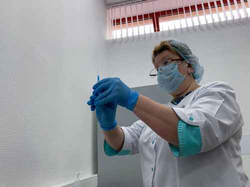 Russia's Coronavirus Vaccine Can Be 'Updated' With New Strains, Developer Says