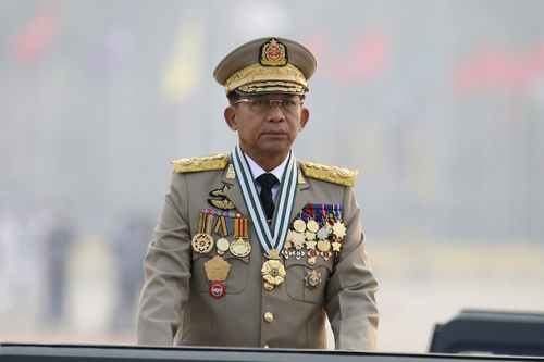 Top Myanmar Military Delegation to Visit Moscow – Embassy