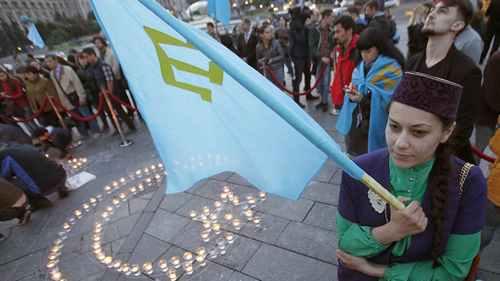 Ukraine Denounces Russian 'Suppression' of Crimean Tatars
