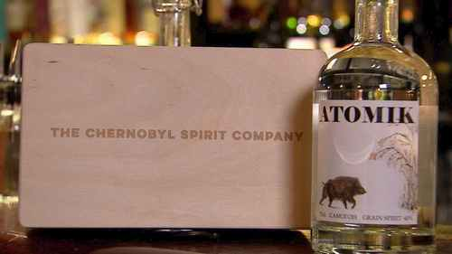 Ukraine Seizes First Batch of 'Chernobyl Spirits' Bound for UK