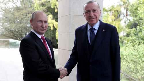 Erdogan, Putin Discussed Warplanes, Submarines Cooperation: Report