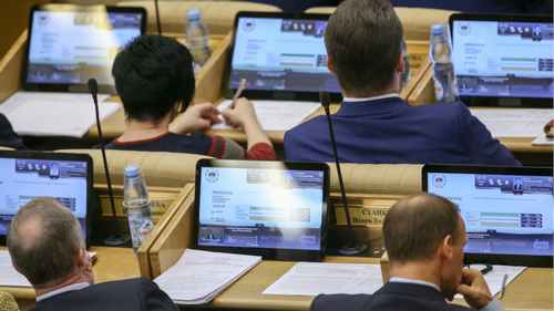 Russia's Endless Registers Are a Back Door to Preliminary Censorship