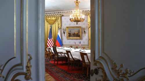 U.S., Russia Launch Discreet New Round of Talks in Geneva