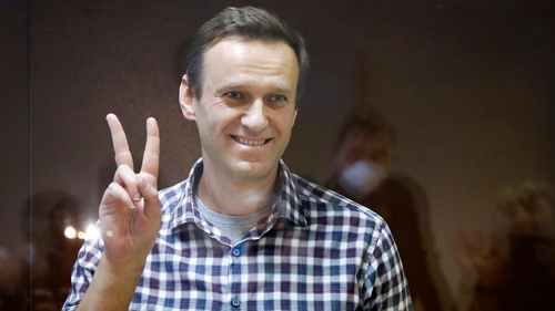 Navalny Congratulates Journalist Muratov on Nobel Peace Prize Win