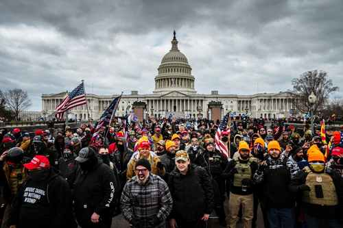 Trump enjoyed viewing Capitol riot and possessed group size, brand-new book insurance claims